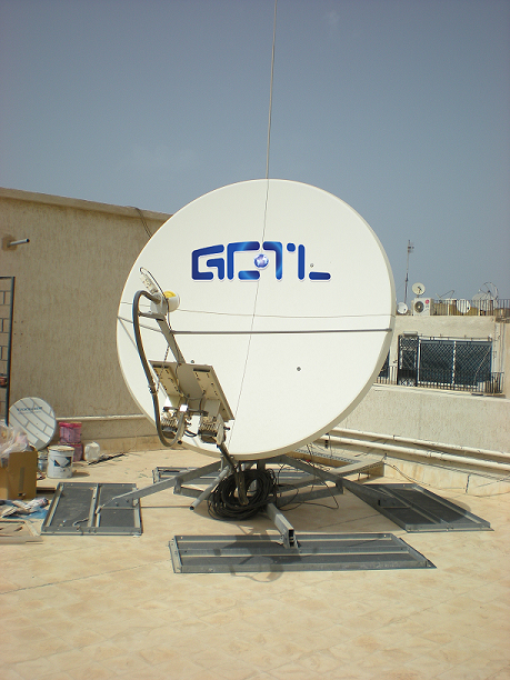 how vsat network works 2018-08-02 vsat technology network the network consists of a hub located at bangalore and vsats located throughout the country the vsat communicates to the hub through express am1 satellite all vsats are connected in star topology and.